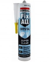 Soudal Fix-All Crystal /290ml